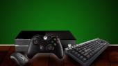 Microsoft всё ещё хочет, чтобы владельцы Xbox One могли играть с клавиатурой и мышкой