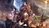 Crusaders of Light — первая мобильная MMORPG с рейдами на 40 человек