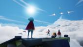 Авторы Journey анонсировали социальное приключение Sky