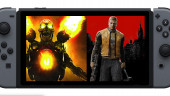 DOOM и Wolfenstein II: The New Colossus выйдут на Nintendo Switch