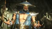 Райден из Mortal Kombat в Injustice 2— это два персонажа в одном