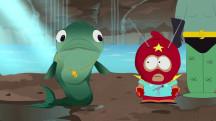 Новый трейлер в честь завершения производства South Park: The Fractured But Whole