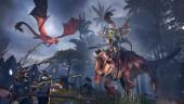 Мега-кампания, объединяющая обе Total War: Warhammer, изначально будет включать 117 фракций