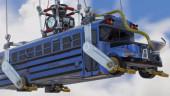 Более 1 миллиона игроков запрыгнули на автобус Fortnite Battle Royale