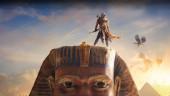 Новый кинематографичный трейлер Assassin's Creed: Origins и рассказ актёра, как он получил роль Байека