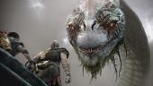Ради Мирового Змея создателям God of War пришлось усовершенствовать свои технологии