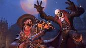 В Overwatch снова празднуют Хеллоуин— Заря передаёт вам привет из восьмидесятых