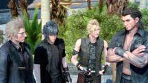Мультиплеерное дополнение Final Fantasy XV: Comrades задержится