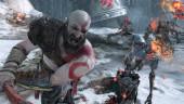 Полторы минуты нового боевого геймплея God of War
