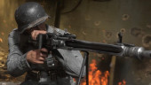 В Call of Duty: WWII лутбоксы буквально падают на вас с небес