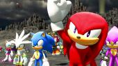 Трейлер к релизу Sonic Forces— это когда герои настолько круты, что не смотрят на взрывы