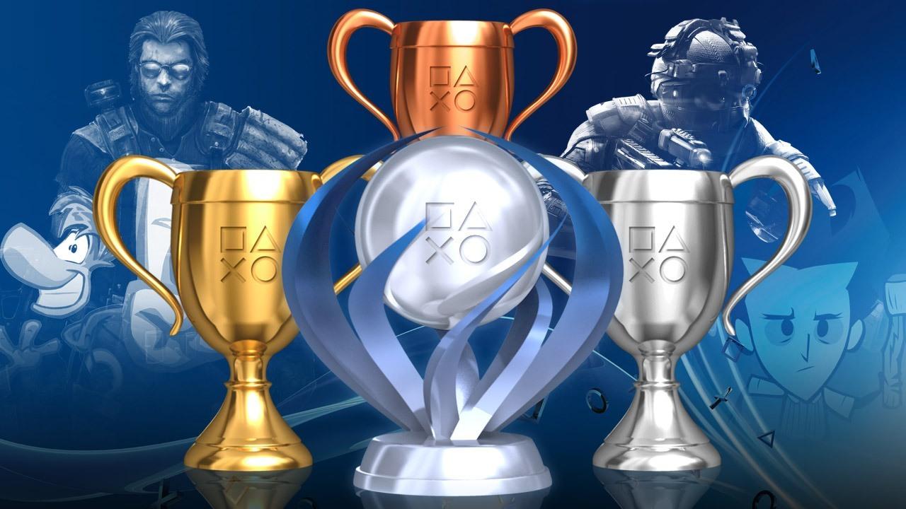 Картинки по запросу ps4 трофеи