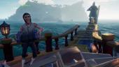 Ищи сокровища, стреляй собой из пушки, жуй бананы— будь настоящим пиратом с новым трейлером Sea of Thieves