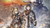 Анонсирующий ролик Valkyria Chronicles 4 с танковым дрифтом по льду