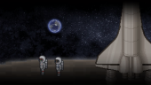 Продолжение трогательной To the Moon выйдет в середине декабря. Трейлер хвастается зомби, экшеном и лутбоксами