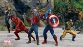 Marvel Heroes приказала долго жить на месяц раньше, чем планировалось