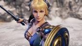 Геймплейный трейлер Soulcalibur VI— греческая воительница против сына простого японского фермера