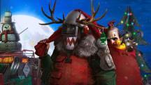 Спаси праздник в Crossout вместе с новогодним обновлением «Снежная буря»