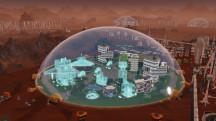 Новые скриншоты и видео Survivng Mars— выживания на Марсе от создателей Tropico