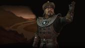 Чингисхан поведёт к победе свою монгольскую орду в Civilization VI: Rise and Fall