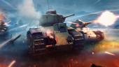 В War Thunder появилась наземная французская армия и начались новогодние торжества