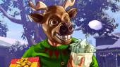 На улицы GTA Online выходят бухие Санта-Клаусы— началось событие «Праздничный сюрприз 2017»