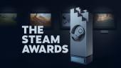 Объявлены номинанты на шуточную премию The Steam Awards 2017 от Valve