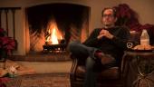 Почти 40 тысяч человек смотрели, как директор Overwatch просто уютно сидит у камина в течение 10 часов