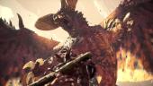 Monster Hunter: World готовится к ещё одной «бете» под аккомпанемент свежего трейлера с древними драконами