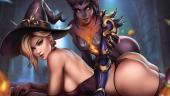 Pornhub: самые большие любители порно— на PlayStation, самые популярные порногерои игр— из Overwatch
