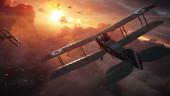 В следующем DLC для Battlefield 1 можно будет стать хозяином неба и ослабить своего бойца