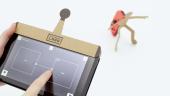 С картоном в Nintendo Labo можно спрограммировать свои собственные игрушки разной степени сложности