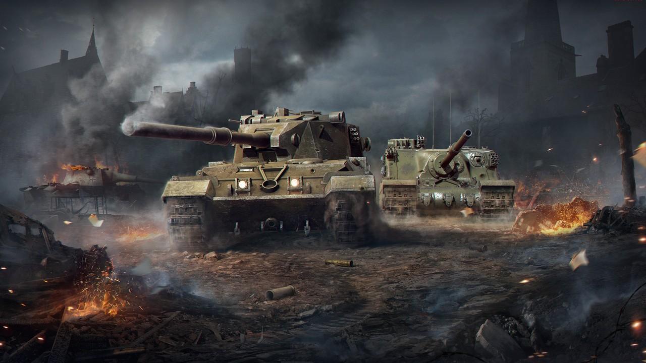 WG Fest 2017: подарки в играх World of Tanks Blitz 33