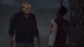 Первый трейлер нового одиночного режима Friday the 13th: The Game— Джейсон убивает похотливых подростков