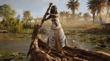 Трейлер к выходу интерактивного тура— режима для Assassin's Creed: Origins, где убрали всё ненужное
