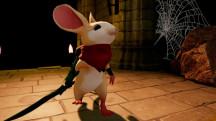 Moss— игра про милую отважную мышку для PSVR. Релиз состоится на следующей неделе