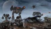 Человеколюбивая фантастика далёкого будущего уже ждёт вас в командном боевике FeArea— раздаём ключи с подарками