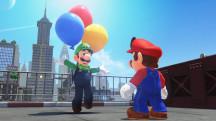 Для Super Mario Odyssey вышел апдейт с новыми костюмами и режимом