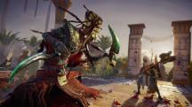 В новом DLC для Assassin's Creed: Origins Байек сразится с нежитью и скорпионами-переростками