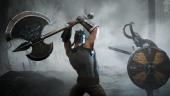 Первое видео с геймплеем Rune: Ragnarok— это неловкие взмахи топором. Иногда с попаданиями