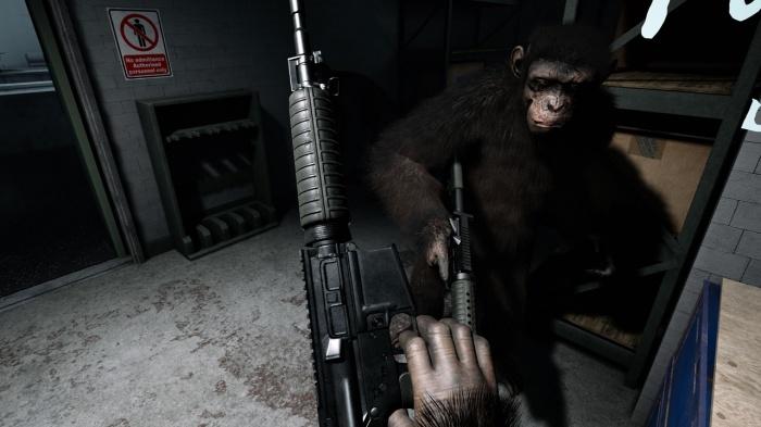 автомат обезьяна 3 буквы