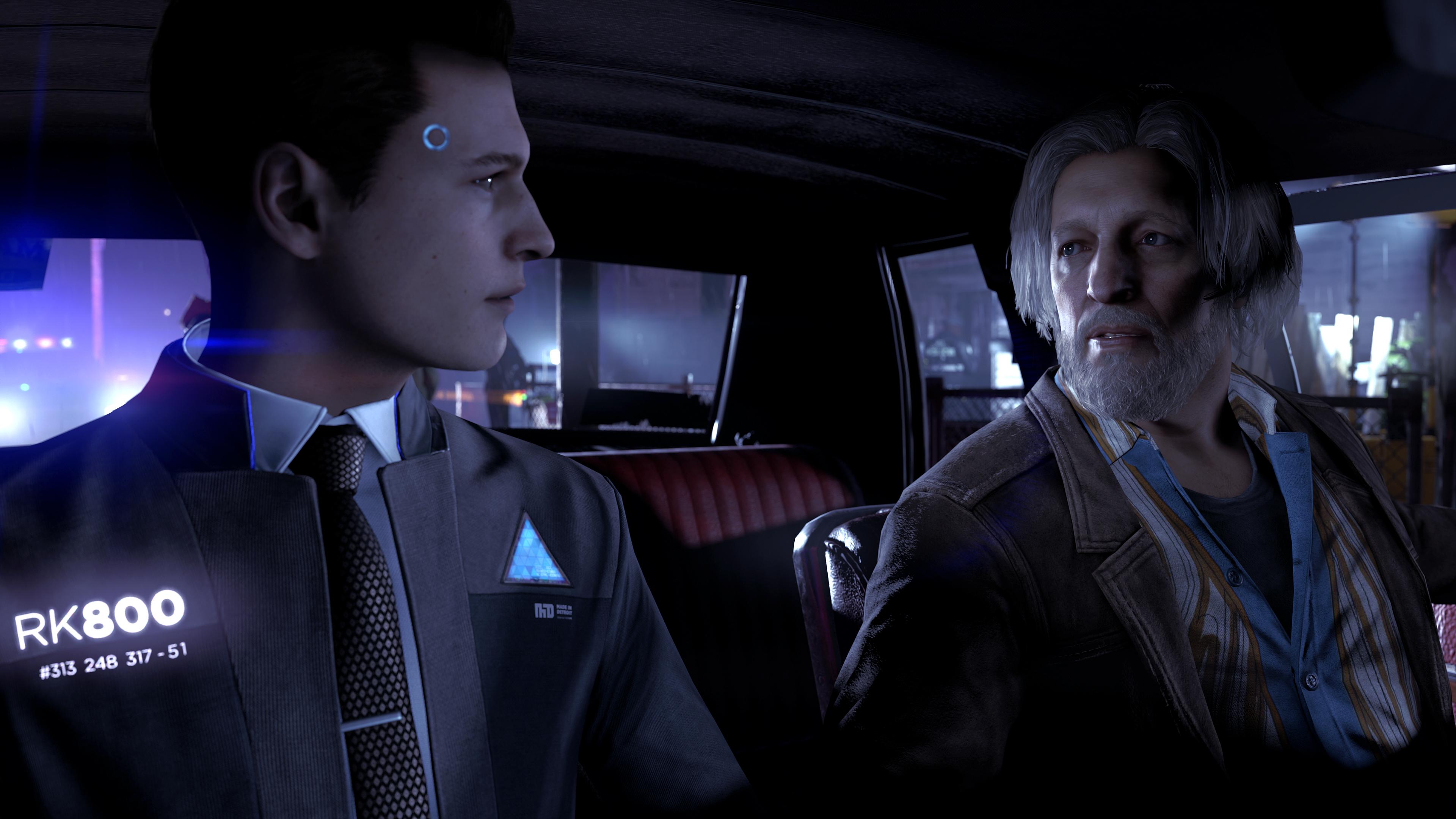 Quantic Dream назвала дату выхода Detroit: Become Human