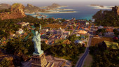Статуя Свободы и Эйфелева башня украшают уютную диктаторскую страну. Новый трейлер Tropico 6