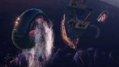 Релизный трейлер Sea of Thieves обрушивает кракена на головы пиратов-неумех