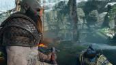 В Сеть утекли девять минут нового геймплея God of War