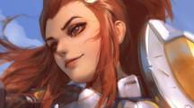 Бригитта-защитница готова о вас позаботиться— новый герой Overwatch уже в игре