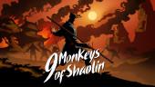 9 Monkeys of Shaolin— месть китайского рыбака от российской команды Sobaka Studio