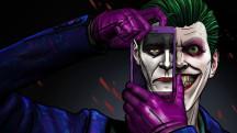 Два совершенно разных Джокера в одном финале Batman: The Enemy Within— всё зависит от вашего выбора