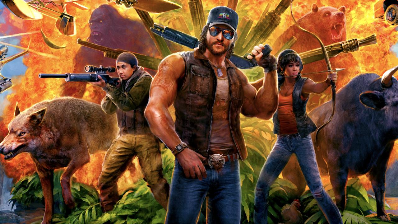 Теперь в Far Cry 5 можно поиграть в Counter-Strike, Call of Duty и Resident Evil. Ну, почти