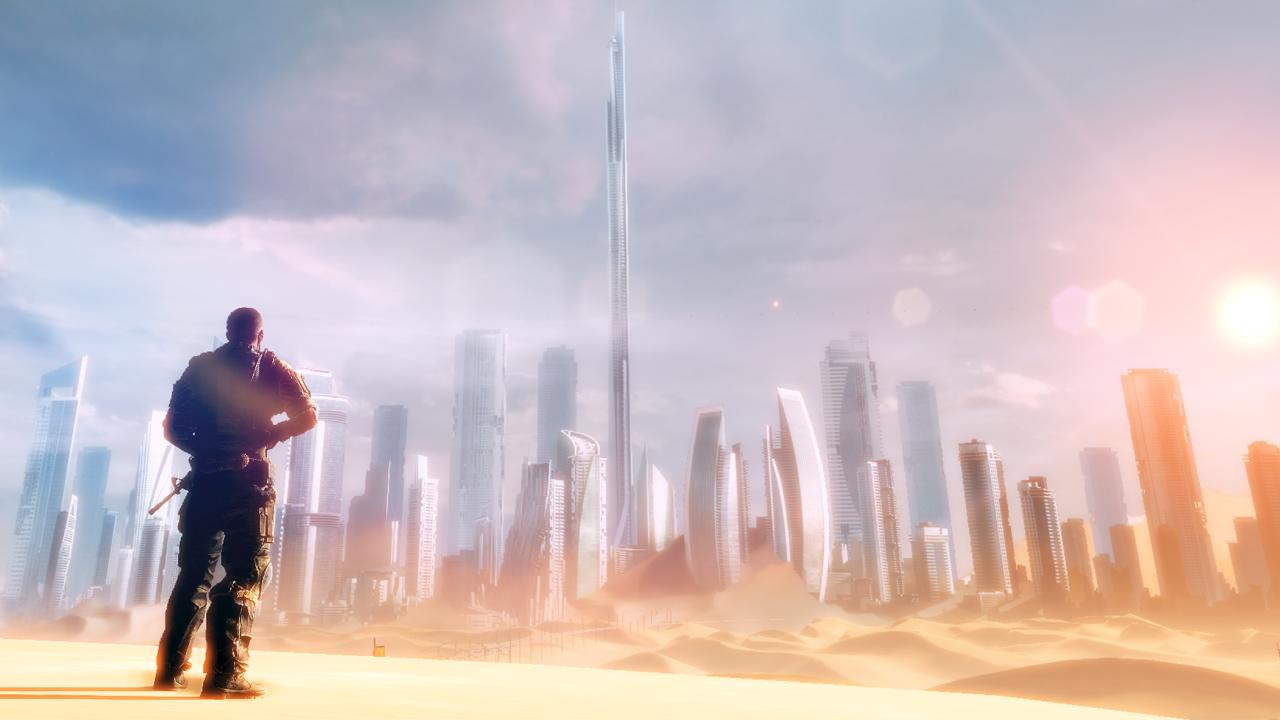 Отправляемся в Дубай — Humble Bundle раздаёт бесплатную Spec Ops: The Line